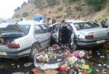 خودروهای حامل کالای قاچاق «شوتی» عامل تصادفات مرگبار استان بوشهر
