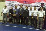 کسب مقام سوم مسابقات قهرمانی استان توسط تیم کاراته مجتمع گاز پارس جنوبی جم