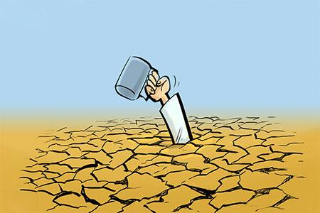طرح اطلاع رسانی بحران آب و آموزش صرفه جویی در مصرف