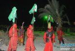 گزارش تصویری : اولین تعزیه حضرت رقیه(س) در بندر شیرینو