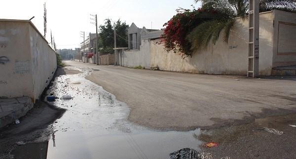 وضعیت فاضلاب شهری کنگان نامناسب است