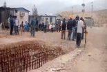 گلایه کارگران نصب نیرو فاز ۱۴ به علت عقبافتادگی حقوق+ فیلم