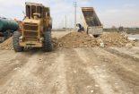 عملیات اجرایی جاده ساحلی کنگان- دیر آغاز شد