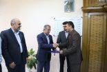 رئیس جدید اداره منابع آب شهرستان کنگان معرفی شد