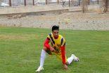 علی دشتی بازیکن کنگانی با تیم فوتبال پارس جنوبی جم تمدید کرد