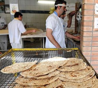 تعطیلی ۴ نانوایی متخلف در شهرستان جم