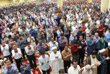گردهمایی سراسری ستادهای نماز جمعه با تجلیل از ستاد نمونه کنگان برگزار شد