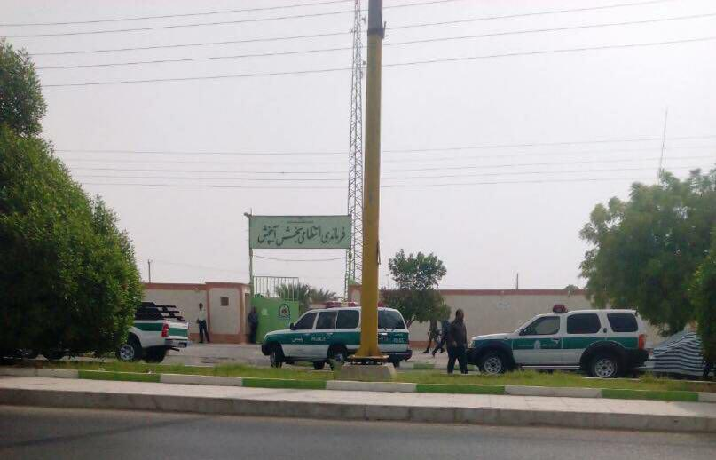 تیراندازی در کلانتری آبپخش+ اطلاعیه رسمی پلیس