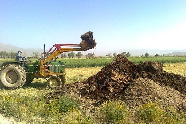 استفاده از کود مرغی خام در اراضی کشاورزی ممنوع است