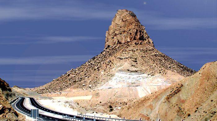 مقاله ای درباره کوه پردیس جم