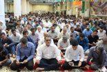 گزارش تصویری: مراسم دعای عرفه در کنگان