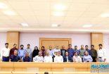 نشست صمیمی شهردار و شورای شهر کنگان با اصحاب رسانه