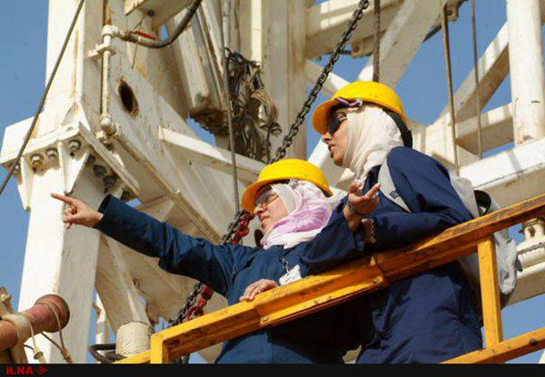 پارس جنوبی؛ مقصدی نامطمئن برای اشتغالِ زنان