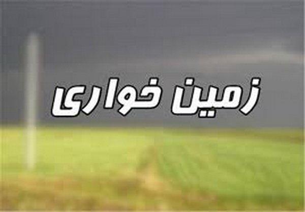 ۲۷۵هکتار زمین ملی درشهرستان کنگان رفع تصرف شد