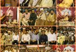 جشن بزرگ غدیر با حضور آیت الله حسینی بوشهری در کنگان برگزار شد