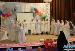 تصاویر جشن بزرگ کودکان غدیر در کنگان