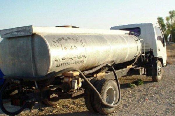 کشف ۵ هزار لیتر سوخت قاچاق در شهرستان کنگان