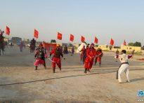 گزارش تصویری از تعزیه روز عاشورای شهرستان دشتستان