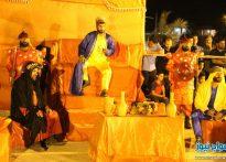 مراسم تعزیه شهادت حضرت رقیه (س) در بنک برگزار شد + تصاویر