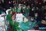 همایش سه ساله های حسینی در شهرستان کنگان برگزار شد