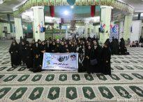 تصاویر اختصاصی از اردوی راهیان نور دانش آموزان دختر شهرستان کنگان