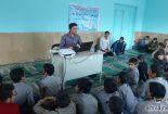 کارگاه آسیب های اجتماعی با محوریت پیشگیری از اعتیاد در مدارس دهستان اخند
