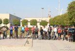 گزارش تصویری از مسابقه دوچرخه سواری به میزبانی کنگان