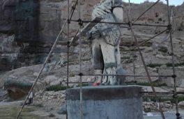 اِلمانی که نشانی از شهر باستانی سیراف ندارد